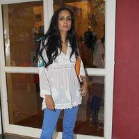Suchitra Pillai-Malik - Preview of the new clothing collection by Spyra and Suvi Arya Photos