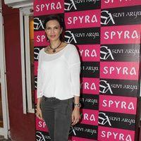 Alison Kanuga - Preview of the new clothing collection by Spyra and Suvi Arya Photos