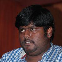 Ashwin Raja - Kumki Movie Press Meet Stills