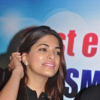 Parvathy Omanakuttan - First Ever Cinema Ad SMS Contest on Qube Cinema Network Stills