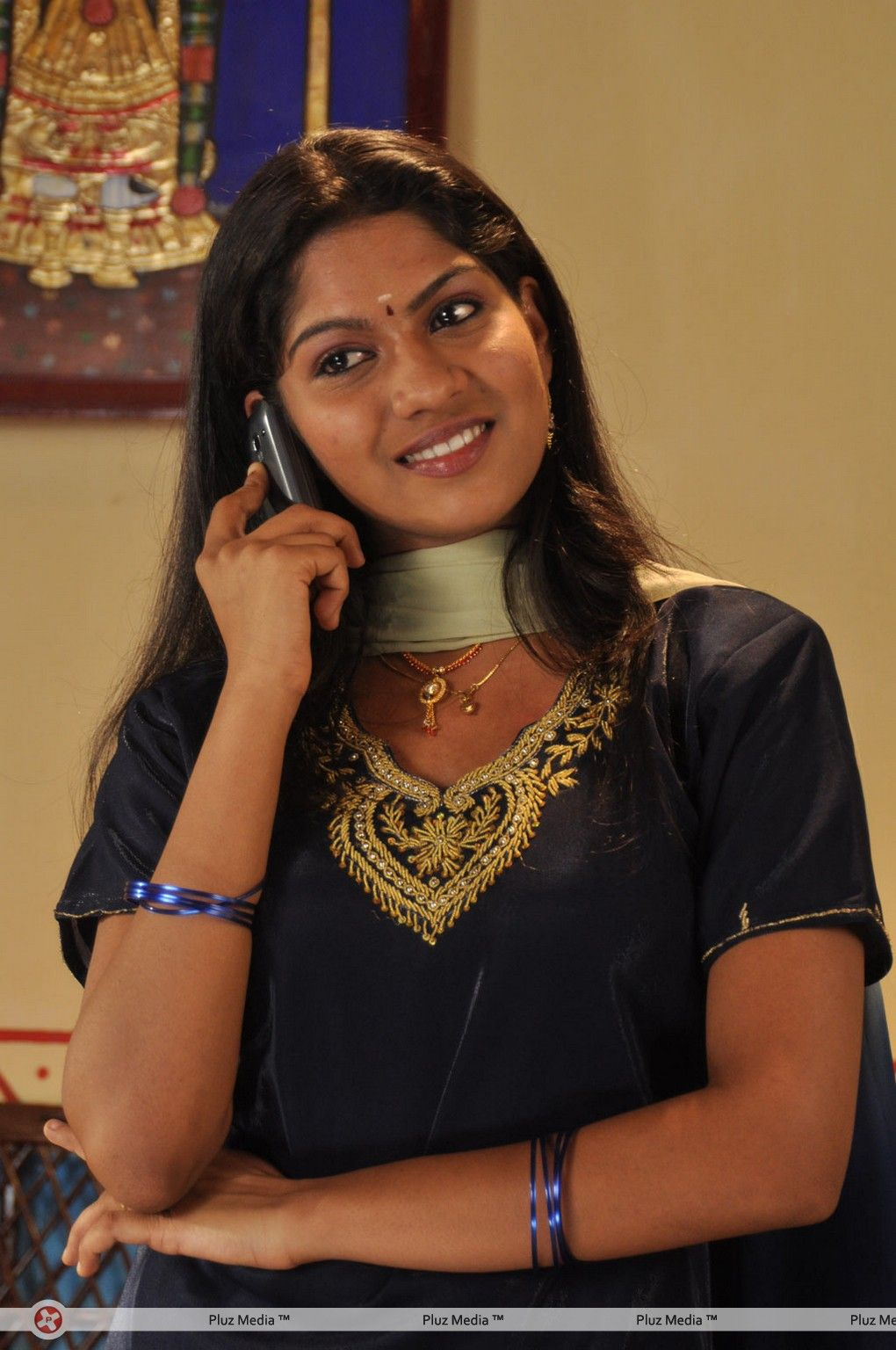 Nayana @ Sokkali Movie Stills