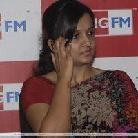 Kiruthiga Udhayanidhi Stalin - Neerparavai Movie Team at Big FM Stills