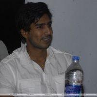Vishnu Vishal - Neerparavai Movie Team at Big FM Stills