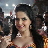 Zareen Khan - Zarine Khan Hot  at Naan Rajavaga Pogiren Movie  Shooting Spot Stills