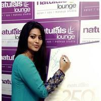 Sneha - Naturals Lounge 250th Showroom Launch Stills | Picture 500009