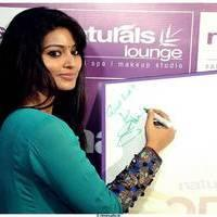 Sneha - Naturals Lounge 250th Showroom Launch Stills | Picture 500013