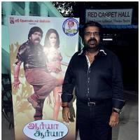 T. Rajendar - Arya Surya Movie Press Meet Stills   Picture 501800