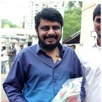 Vikraman (Director) - Mullin Nizhalum Kuthitru Short Film Launch Photos