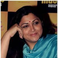 Kushboo Sundar - 4'th Annual Mirchi Music Awards Press Meet Stills | Picture 506144