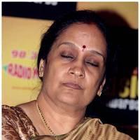S. P. Sailaja - 4'th Annual Mirchi Music Awards Press Meet Stills