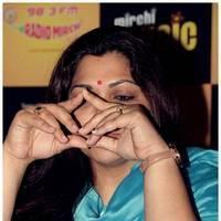 Kushboo Sundar - 4'th Annual Mirchi Music Awards Press Meet Stills