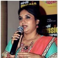 Sukanya - 4'th Annual Mirchi Music Awards Press Meet Stills
