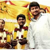 Director S. R. Prabhakaran Wedding Photos