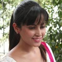 Disha Pandey - Manathil Mayam Seithai Movie Launch Stills | Picture 450811