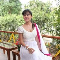Disha Pandey - Manathil Mayam Seithai Movie Launch Stills | Picture 450820