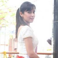 Disha Pandey - Manathil Mayam Seithai Movie Launch Stills | Picture 450849