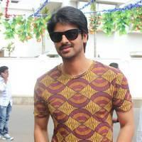 Srikanth - Manathil Mayam Seithai Movie Launch Stills