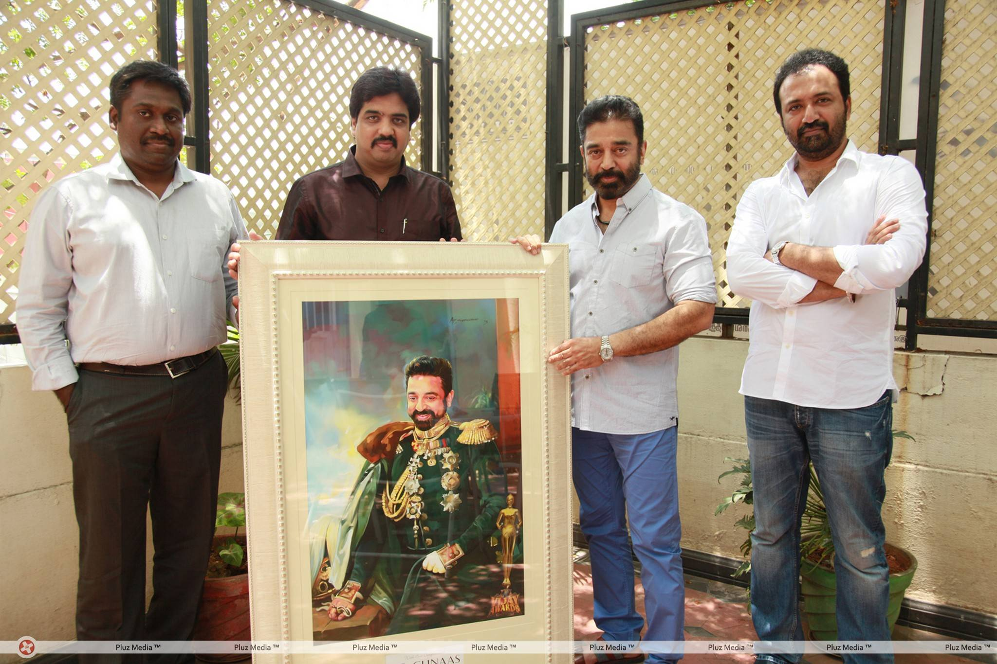 Kamal Haasan - 7th Vijay Awards Award Winners Nominees List and Invitation Pictures | Picture 452614