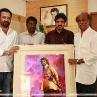 Rajinikanth - 7th Vijay Awards Award Winners Nominees List and Invitation Pictures