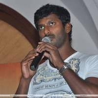 Vishal Krishna - Pandiya Nadu Movie Press Meet Stills | Picture 458089