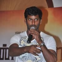 Vishal Krishna - Pandiya Nadu Movie Press Meet Stills | Picture 458090