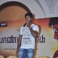 Vishal Krishna - Pandiya Nadu Movie Press Meet Stills | Picture 458112