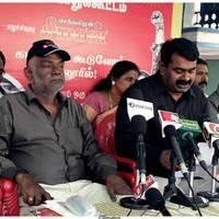Seeman Speech about Tamil Eelam Stills
