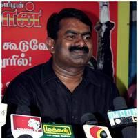 Seeman - Seeman Speech about Tamil Eelam Stills