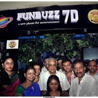 Fun Buzz 7D Theatre Launch at Abirami Mega Mall Stills