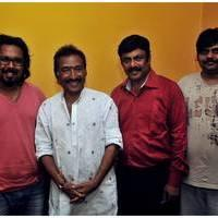 WIN Tamil movie Song recording Stills