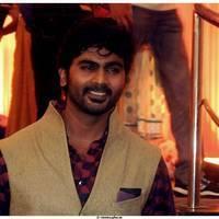 Ashok (Actors) - Singer MK Balaji and Priyanka Wedding Reception Stills