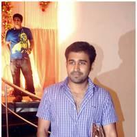 Vijay Antony - Singer MK Balaji and Priyanka Wedding Reception Stills