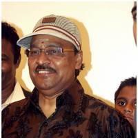 K. Bhagyaraj - Singer MK Balaji and Priyanka Wedding Reception Stills