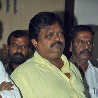Sakthi Chidambaram - Producer Sivasakthi Pandian Team Launch Stills