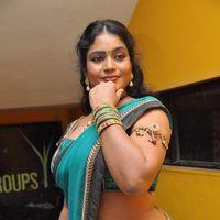 Jayavani Hot at Minugurulu Audio Function Photos