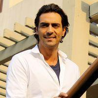 Arjun Rampal at 'Loves to Hate U' promotion - Pictures