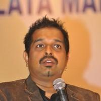 Shankar Mahadevan - 2nd lata Mangeshkar Music Awards 2011 stills