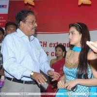Aksha at PCH Bumper Draw - Pictures