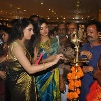 Archana, Poonam Kaur Inaugurate CMR Shopping Mall - Gallery