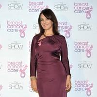 Arlene Phillips - Breast Cancer Care fashion show held at the Grosvenor House