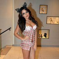 Nadia Forde and Eva Ward model lingerie label Mimi Holliday