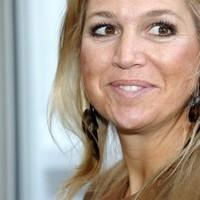 Princess Maxima attends the opening of a new 'Exodus' - Photos