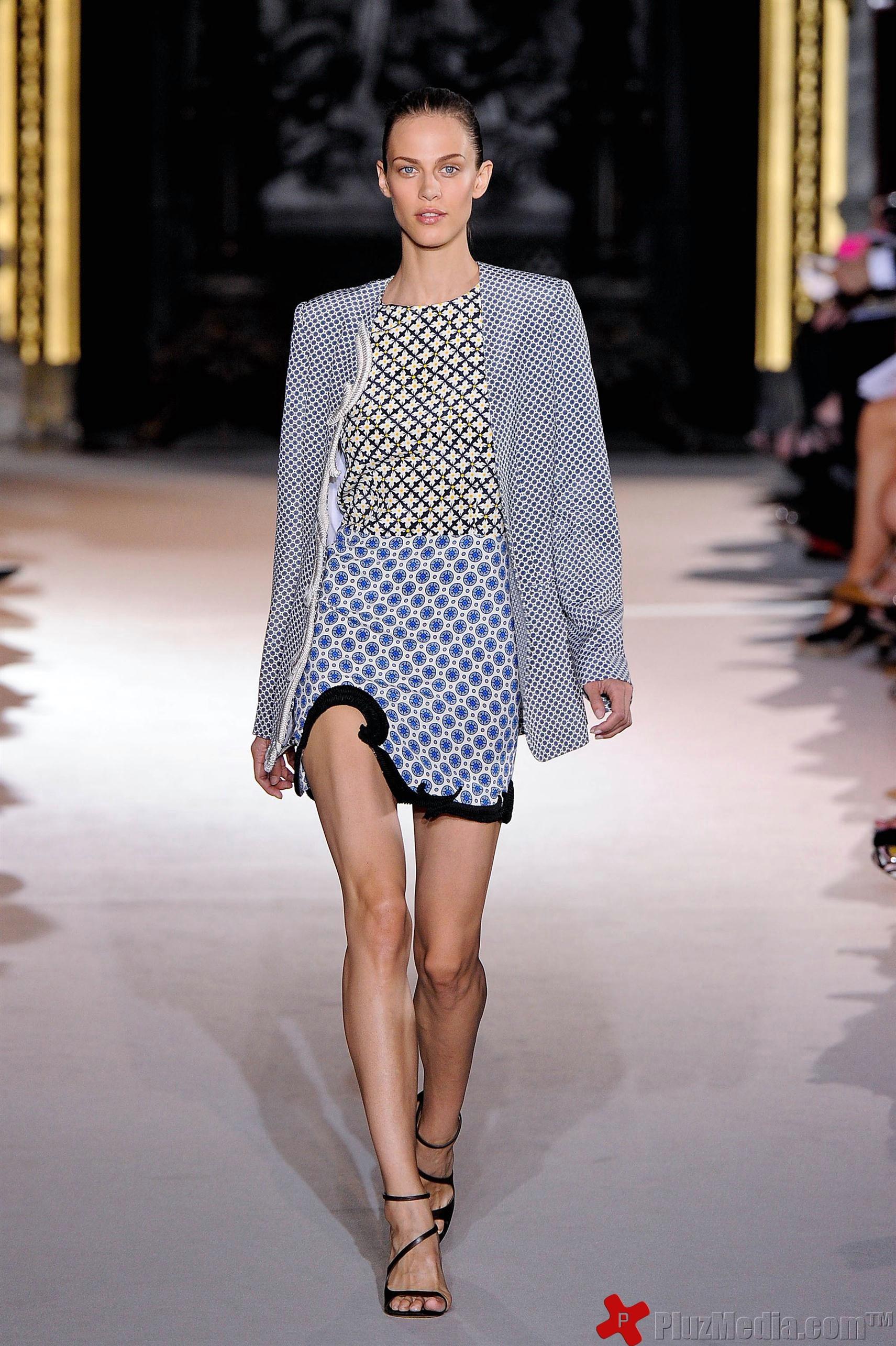 Paris Fashion Week Spring Summer 2012 Ready To Wear Stella Mccartney Catwalk