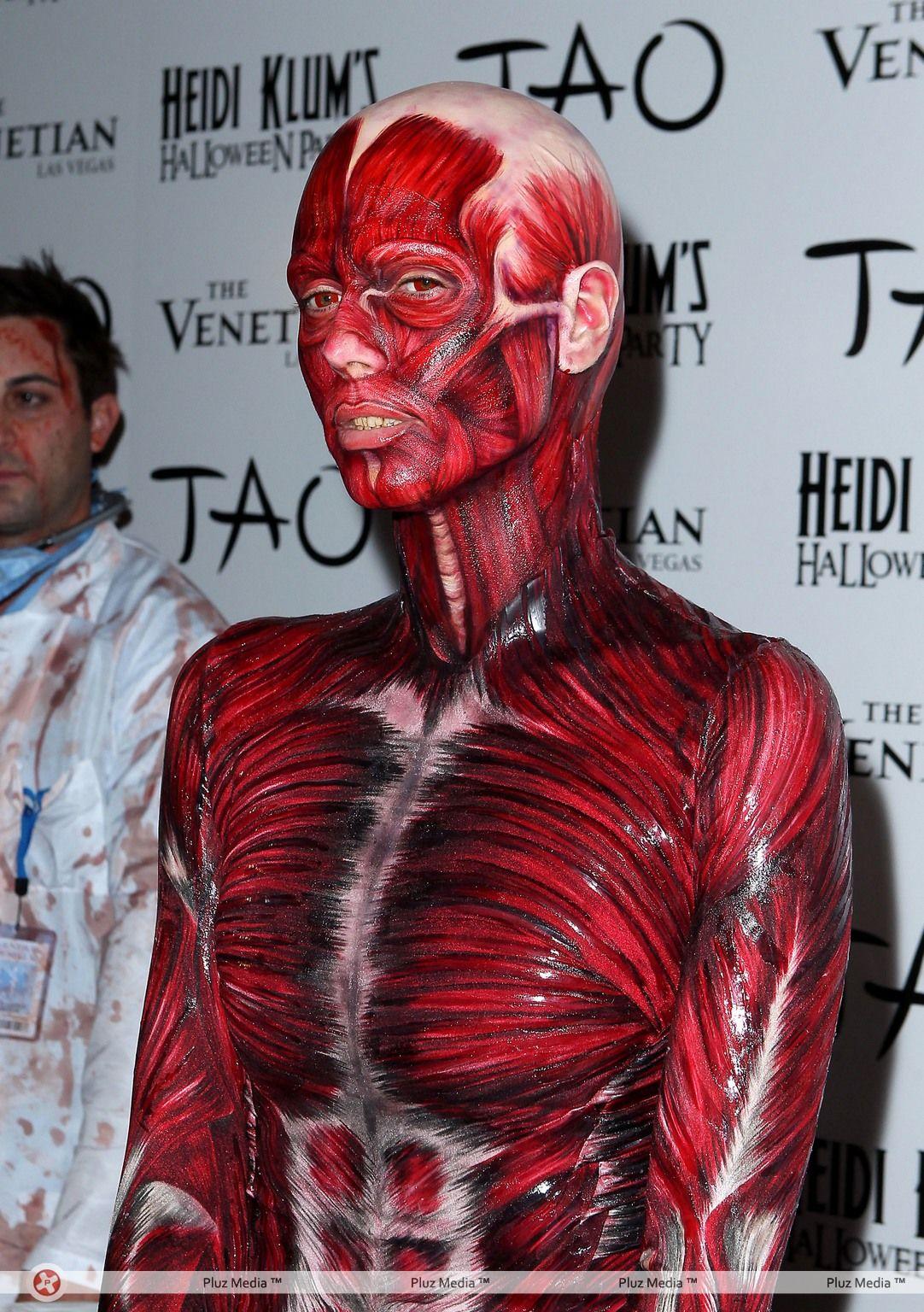 Heidi Klum's 12th Annual Halloween Party Presented By Tao Nightclub