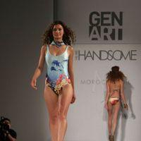Gen Art Fresh Faces In Fashion LAheld at Vibiana - Runway Show