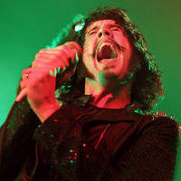 Foxy Shazam performing at the Manchester