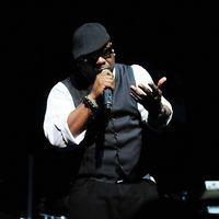 Wanya Morris - Best of the 90s Concert held at James L. Knight Center