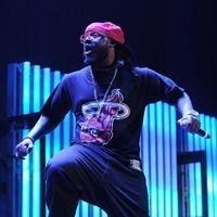 T-Pain performing live during his F.A.M.E. Tour - Photos