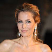 Gillian Anderson at the BFI London Film Festival Awards at LSO