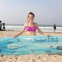 Tanna Frederick - 4th Annual Project Save Our Surf's 'SURF 24 2011 Celebrity Surfathon' - Day 1